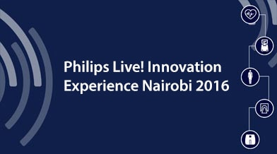 Philips showcases innovations that will shape the future of healthcare at the Innovation Experience 2016
